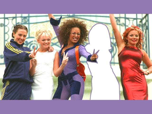 Spice-Girls-Melanie-Brown-Scary-Melanie-Chisholm-Sporty-Emma-Bunton-Baby-Geri-Halliwell-Ginger-are-set-to-reform-for-an-international-tour-in-2016-Opting-out-is-Victoria-Beckham-Posh-Shutterstock