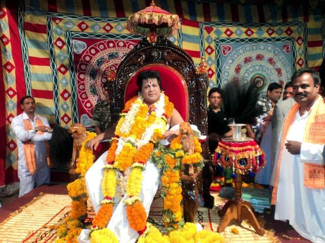 Sarathi baba,Self-styled godman,Spiritual leader