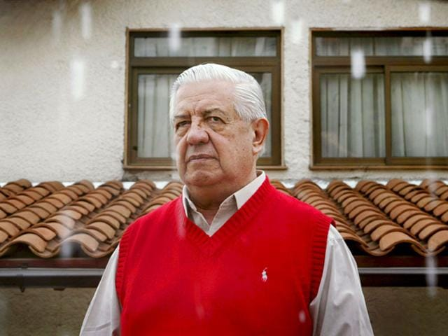 Manuel-Contreras-retired-general-and-former-head-of-ex-dictator-Augusto-Pinochet-s-feared-secret-police-DINA-looks-on-during-an-interview-at-his-home-in-the-Penalolen-neighbourhood-of-Santiago-in-this-November-24-2004-file-picture-Reuters