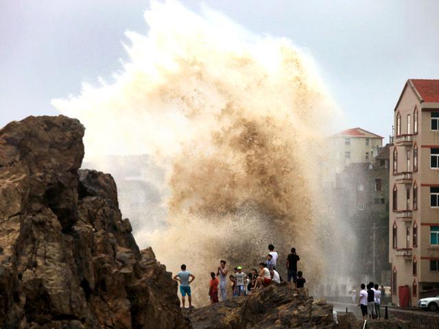 Typhoon Soudelar,Taiwan,China typhoon
