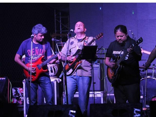 music fest,Parikrama,Delhi-based band