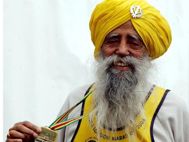 Punjabi by nature: The incorrigible Fauja Singh - chandigarh ...
