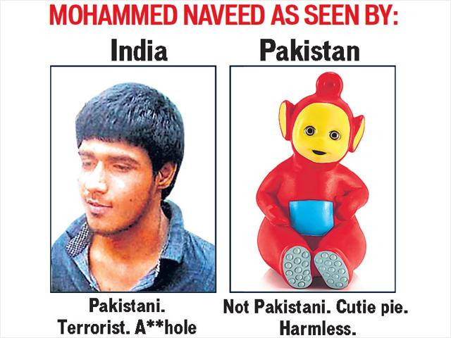 You-apprehended-one-of-the-terrorists-who-claims-he-s-Pakistani-and-it-doesn-t-help-that-he-looks-like-Kasab-on-day-six-of-a-juice-cleanse-An-extract-from-Ashish-Shakya-s-column-Disclaimer-This-is-a-humour-column-meant-solely-for-entertainment-Ashish-Shakya-is-a-stand-up-comedian-and-not-a-real-journalist