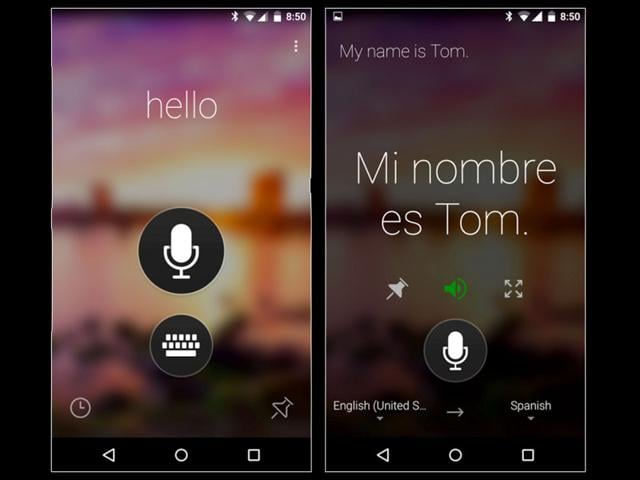 Microsoft's new translator app will let you speak in 50 languages | tech