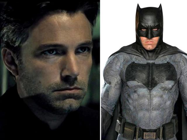 Ben Affleck,Batman,Solo