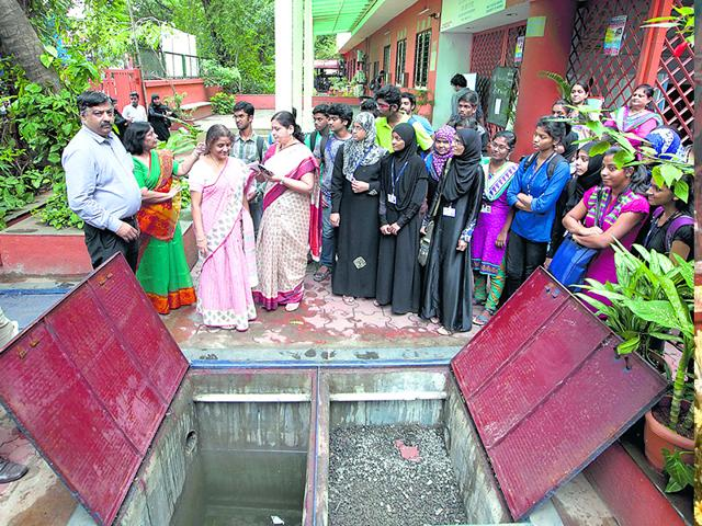 The-rainwater-harvesting-system-at-SIES-College-Sion-Kunal-Patil-HT-photo