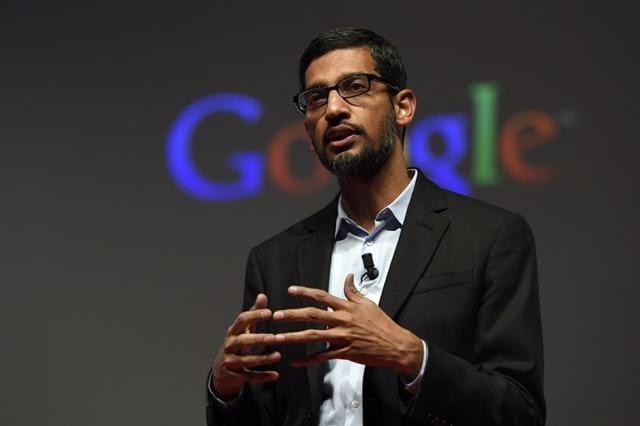 Sundar Pichai,Google,Alphabet