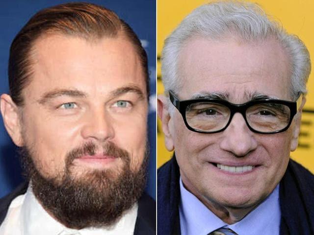 Leonardo DiCaprio,Martin Scorsese,DiCaprio serial killer