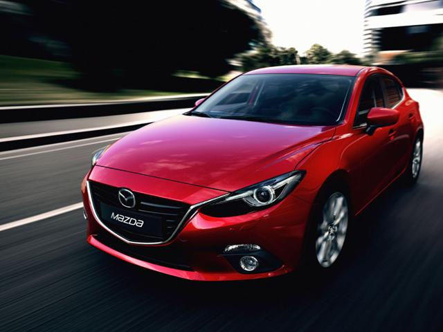 The Mazda3 : KBB loves this car for its blend of practicality and efficiency that doesn't come at the sake of style or of useful tech-focused options, plus the fact that it comes in a number of body options - i.e., sedan and hatchback - without straying beyond the $20,000 budget. Photo:AFP
