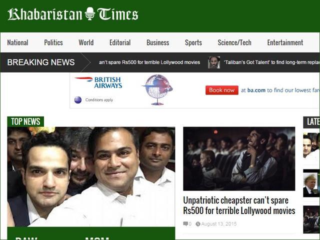 Khabaristan Times,Website,Pakistan