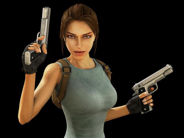 Tomb Raider: This game is an expedition set in the action packed world of the ultimate archeologist-adventurer, Lara Croft.