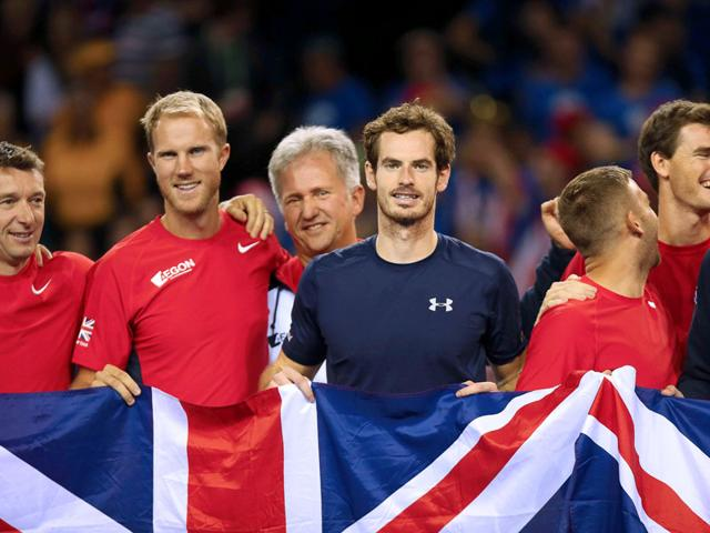 Davis Cup World Group semifinals