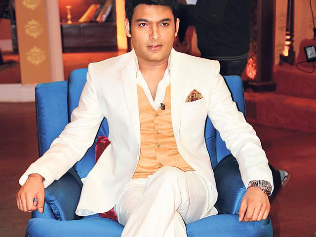 Kapil Sharma says he considers himself an actor and not a star.