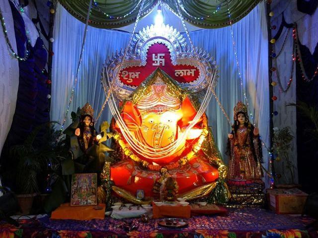 Nashte wale Ganeshji