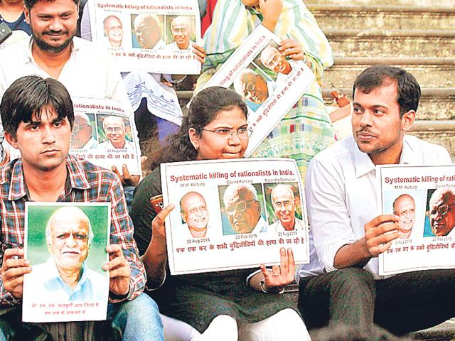 Govind Pansare murder,Maharashtra,Right-wing