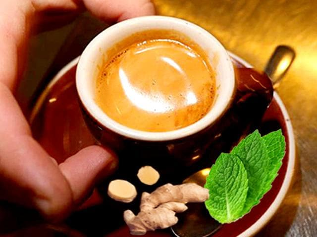 From ginger to mint: Add some jazzy twist to your coffee
