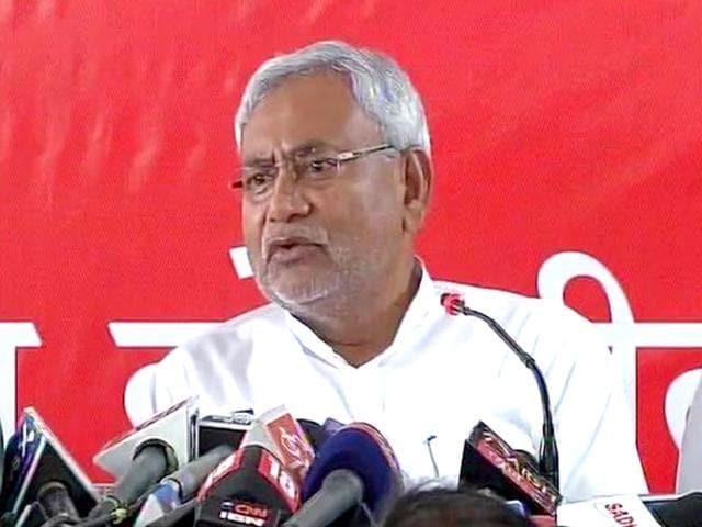 Nitish Kumar,BJP,Bihar chief minister