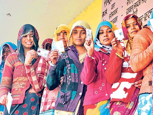 The-vote-counting-exercise-will-start-at-8am-across-14-centres-where-20-000-EVMs-hold-the-answer-to-the-political-fortunes-of-several-heavyweights-who-were-part-of-a-high-pitched-electoral-battle-and-an-intense-campaign-marred-by-name-calling-and-barbs