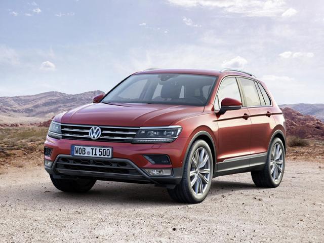 Volkswagen Tiguan,Volkswagen SUV,vw