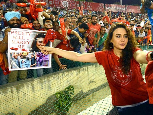 Preity Zinta,Kings XI Punjab,match fixing