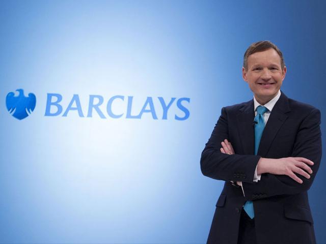 A file photo of Barclays Chief Executive Antony Jenkins. (Reuters Photo)