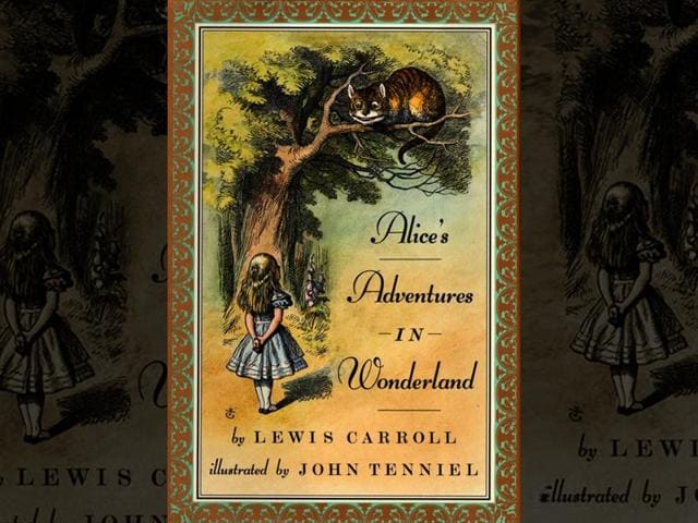 Lewis Carroll penned his book Alice in Wonderland 150 years ago and the classic still inspires us in many ways.