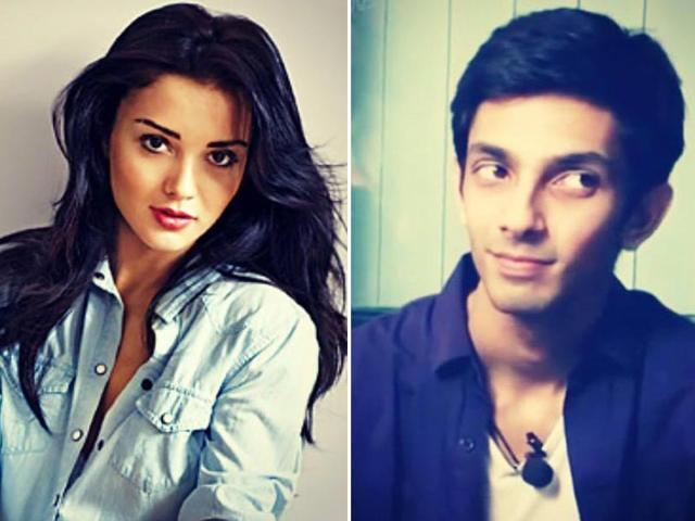 Amy Jackson has a fan following in Southern film industries while Anirudh Ravichander too is a hit composer down south. (AmyJackson.Online/Facebook) | (AnirudhOfficial/Facebook)