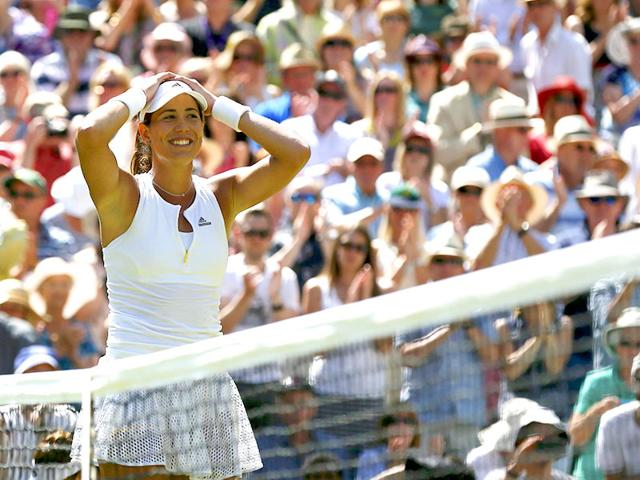 World number one Serena Williams and unheralded Spaniard Garbine Muguruza will slug it out for the 2015 Wimbledon title on July 11, 2015. (Agencies)