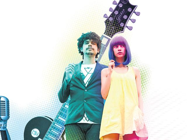From L to R: Imaad Shah and Saba Azad of Madboy/Mink fame.