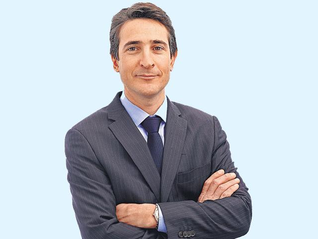 Thales CEO Patrice Caine