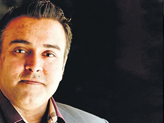 Zorawar Kalra, son of celebrity chef Jiggs Kalra.