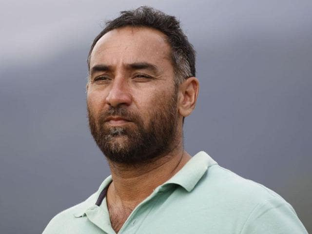 India's top ranked paragliding pilot, Gurpreet Dhindsa. HT Photo