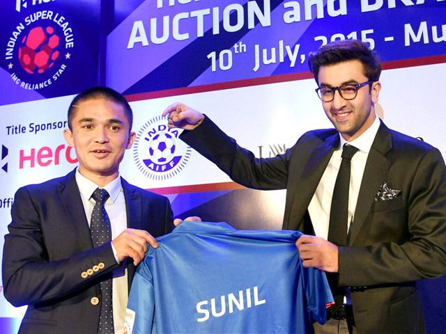Indian Super League,ISL,Sunil Chhetri