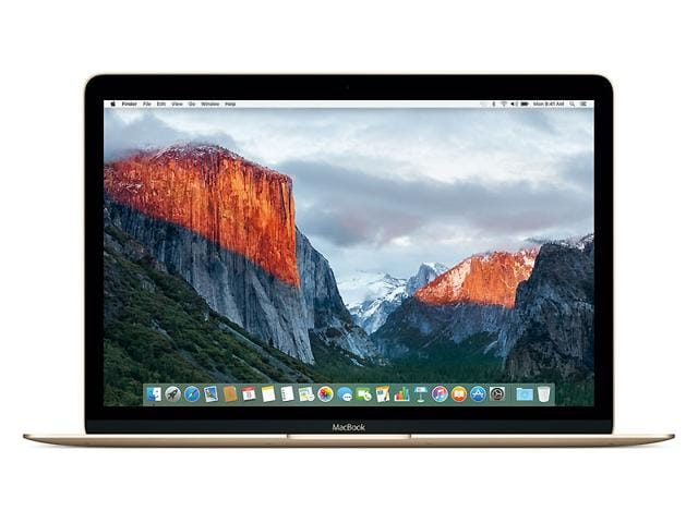 Apple Mac OS X El Capitan. Photo: AFP