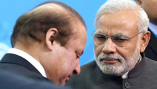 Narendra Modi,Nawaz Sharif,Indo-Pakistan relationship