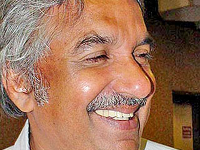 Kerala chief minister Oommen Chandy. (File Photo)