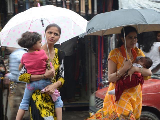 monsoon progress in MP,showers lash MP,rainfall in Madhya Pradesh