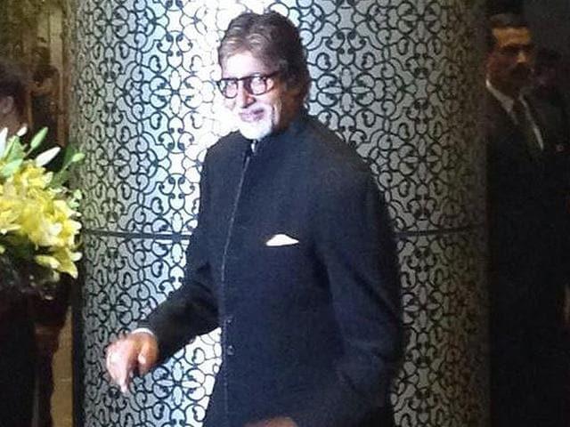 Amitabh Bachchan,DD Kisan,Doordarshan