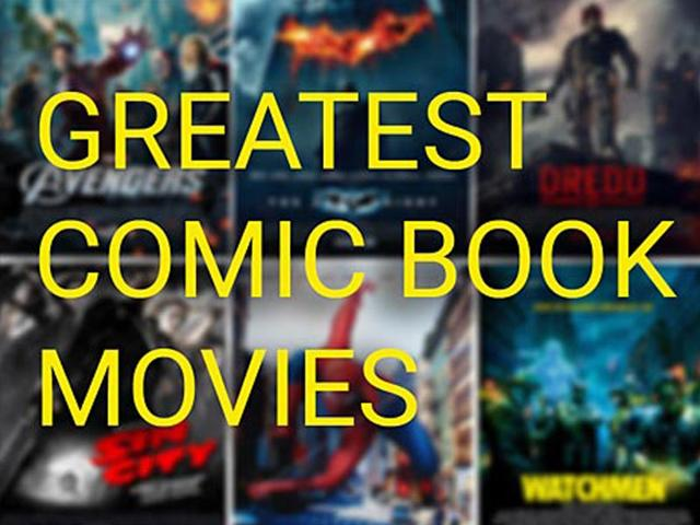 Are these the best mainstream superhero films ever? (Twitter)