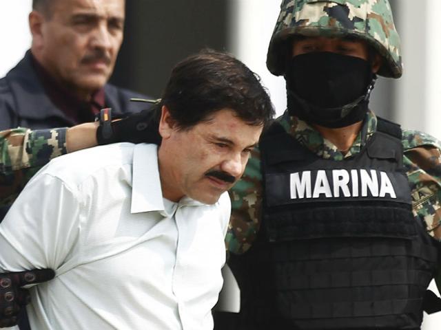 Joaquin 'El Chapo' Guzman,Mexican Drug war,Sinaloa Cartel