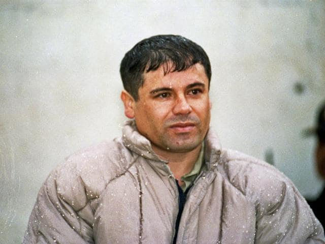 Joaquin 'El Chapo' Guzman,Mexican Drug war,Sinaloa Cartel Prison Break