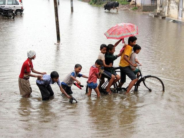 Patiala,incessant rainfall,municipal corporation
