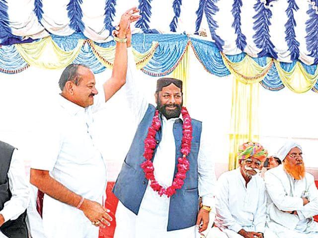Rajasthan,Pak cleric,Vasundhara Raje
