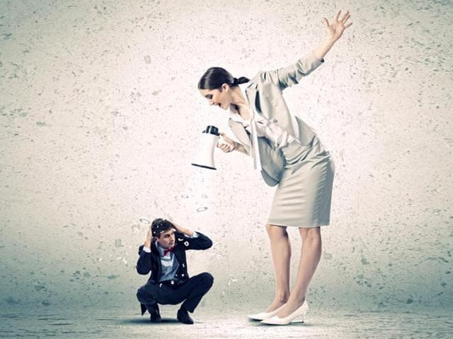 Such behaviour could lead to struggle over power dynamics. (Shutterstock)