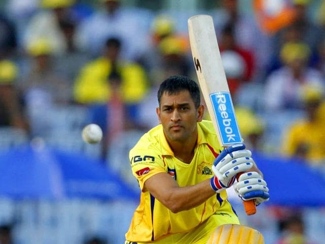 The CSK, led by MS Dhoni, are also the most successful team in the IPL, having won the tournament in 2010 and 2011. (HT File Photo)