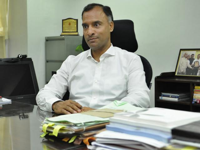 Vijay Dev,UT administration,non-utilisation of funds
