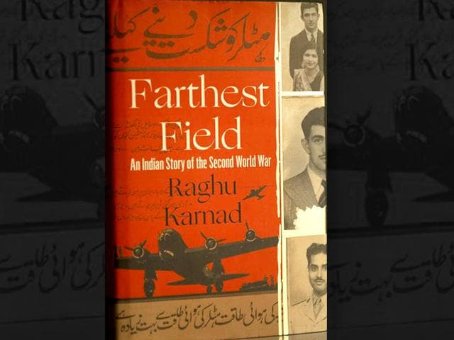 Raghu Karnad's book is an insight into what Indian Army stood for during the nationalist stuggle, a period when the national mood was against the British Empire. (Twitter/ @rkarnad)