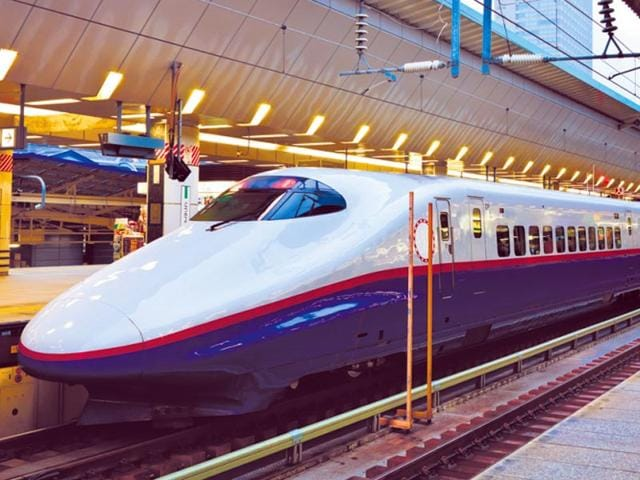 JICA,Mumbai-Ahmedabad high-speed corridor,Railways Minister Suresh Prabhu