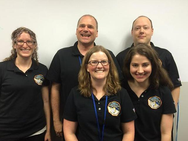 Members of the @NASANewHorizons science team who answered questions in a @Reddit_AMA.