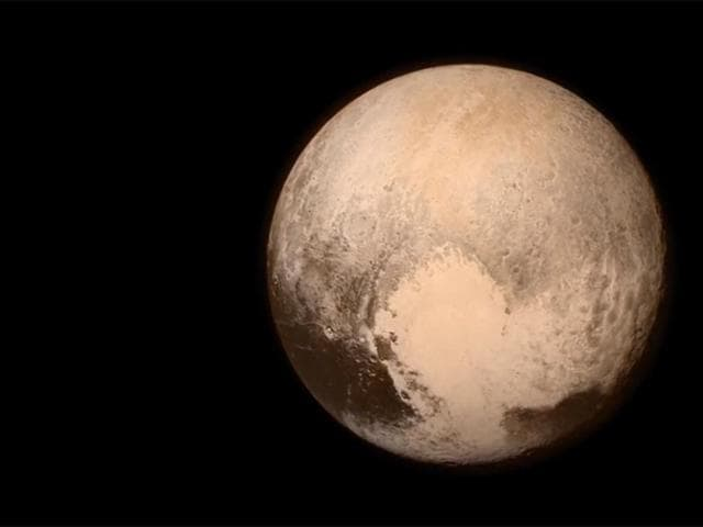 Pluto,New Horizon,Pluto conditions
